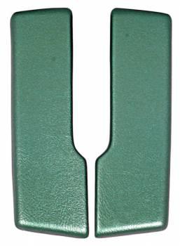 PUI - Rear Armrest Pads Aqua