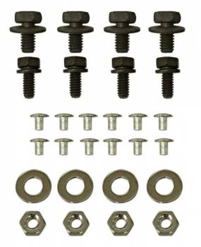 H&H Classic Parts - Grille Hardware Kit - Image 1