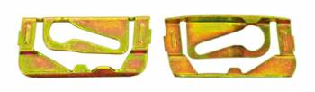 H&H Classic Parts - Windshield Upper Molding Clip Set - Image 1