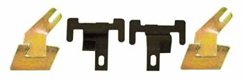 H&H Classic Parts - Windshield Lower Molding Clip Set - Image 1