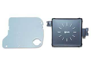 H&H Classic Parts - Clock Delete Plate