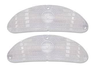 H&H Classic Parts - Parklight Lens Clear - Image 1