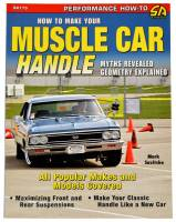 Books & Manuals - Instructional Manuals - CarTech Automotive Manuals - How To Make Your Muscle Car Handle