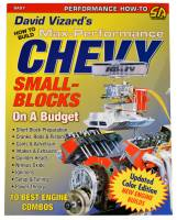 Classic Nova Parts Online Catalog - CarTech Automotive Manuals - How To Build A Max-Performance Small Block Chevy On A Budget