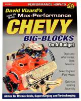 Classic Nova Parts Online Catalog - CarTech Automotive Manuals - How To Build A Max-Performance Big Block Chevy On A Budget