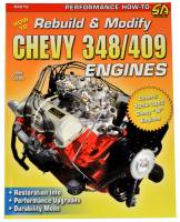 Books & Manuals - Instructional Manuals - CarTech Automotive Manuals - How To Rebuild & Modify A Chevy 348/409