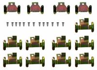 Clip Sets - Windshield Molding Clip Sets - H&H Classic Parts - Windshield Lower moldings clip Set