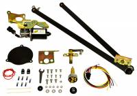 Classic Chevelle, Malibu, & El Camino Restoration Parts - RainGear Wiper Systems - Raingear Wiper System