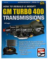 Books & Manuals - Instructional Manuals - CarTech Automotive Manuals - How To Rebuild & Modify A Turbo 400