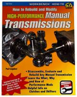 Tri-Five - Books & Manuals - CarTech Automotive Manuals - How To Rebuild & Modify A Manual Transmission