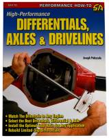 Books & Manuals - Instructional Manuals - CarTech Automotive Manuals - High Performance Differentials & Drivelines