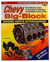 Manuals - Shop Manuals - Chevy Big Block Parts Interchange Manual