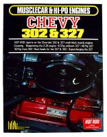 Classic Chevelle, Malibu, & El Camino Restoration Parts - CarTech Automotive Manuals - Musclecar & HI-Po Engines