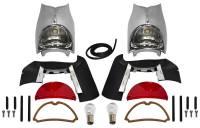 Taillight Parts - Taillight Assemblies & Bezels - DCM - Taillight Assemblies (Show Quality)