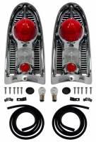 Taillight Parts - Taillight Assemblies & Bezels - DKM Manufacturing - Taillght Assemblies