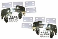 Seat Parts - Headrest Parts - OPG - Seat Headrest Mounting Brackets (Does 2 Seats)