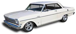 Classic Nova & Chevy II Restoration Parts