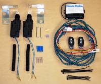 Chevelle - Door Parts - Keyless Entry System