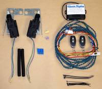 Impala - Door Parts - Keyless Entry System w/ Power Trunk Release