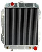 Radiators - Aluminum Radiators - H&H Classic Parts - Aluminum Radiator