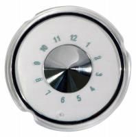 Dash Parts - Dash Lenses - H&H Classic Parts - Clock Lens