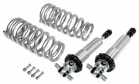 Classic Tri-Five Restoration Parts - Classic Performance Products - Front Coil Cover Conversion Kit (Double Adjustable)