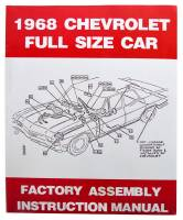 Automotive Literature - Factory Assembly Manual