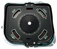Chevelle - Dash Parts - OER - Fuel Gauge with Face