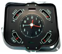 Dash Parts - Factory Gauges - OER (Original Equipment Reproduction) - Gauge Cluster