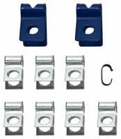 Brake Parts - Brake Lines - The Right Stuff - Brake Line Clip Set