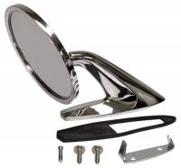 Outside Mirror Parts - Mirror Assemblies - H&H Classic Parts - Outside Mirror RH