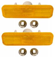 Classic Camaro Parts Online Catalog - Trim Parts - Front Marker Light Assembly