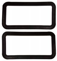 Backup Light Parts - Backup Light Lens Gaskets - OER (Original Equipment Reproduction) - Backup Light Housing to Body Seal