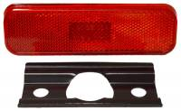 Side Marker Light Parts - Side Marker Light Lens - OER - Rear Marker Light Lens