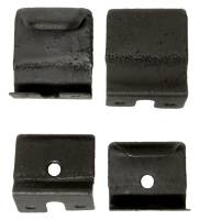 Weatherstripping & Rubber Restoration Parts - Roof Rail Seals - Dynacorn International LLC - Roof Rail Weatherstrip Clips