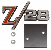 Classic Camaro Parts Online Catalog - Trim Parts - Grille Emblem
