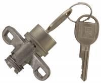 Classic Camaro Restoration Parts - PY Classic Locks - Trunk Lock