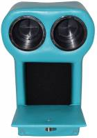 Classic Consoles - Trans Hump Console Turquoise - Image 4