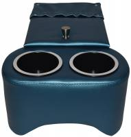 Classic Consoles - Trans Hump Console Bright Blue - Image 2