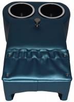 Classic Consoles - Trans Hump Console Bright Blue - Image 4