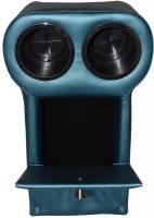Classic Consoles - Trans Hump Console Bright Blue - Image 5
