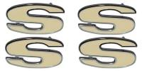 Emblems - Fender Emblems - H&H Classic Parts - Fender Emblems