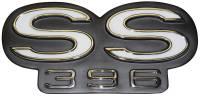 Emblems - Rear Body Emblems - Trim Parts USA - Rear Emblems