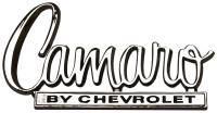 Emblems - Trunk Emblems - OER (Original Equipment Reproduction) - Trunk Emblem (Camaro by Chevrolet)