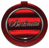 Emblems - Steering Wheel Emblems - OER (Original Equipment Reproduction) - 4 Spoke Sport Steering Wheel Emblem