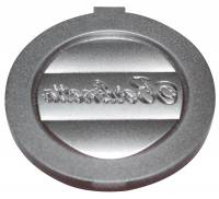 OER (Original Equipment Reproduction) - 4 Spoke Sport Steering Wheel Emblem - Image 2
