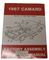 Automotive Literature - Assembly Manual