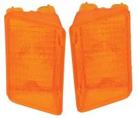 Parklight Parts - Parklight Lenses - Dynacorn - Parklight Lens Amber