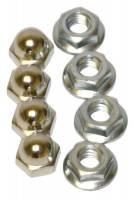 Sheet Metal Body Panels - Spoilers & Valence Panels - OER - Rear Spolier HardwareKit