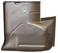 Experi Metal Inc - Under Rear Seat Pan LH - Image 2